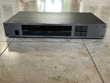 Carver Tx-2 Stereo Tuner w/ Manual