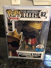 Funko Pop! Notorious BIG Biggie Smalls! Toy Tokyo NYCC 2018 #82