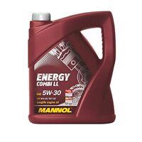 Motoröl (5 Liter) Mannol Energy Combi LL 5W-30 API SN CF BMW LL-04 MB 229.51 C30