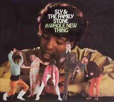 Sly & The Family Stone, A Whole New Thing Vinyl Record