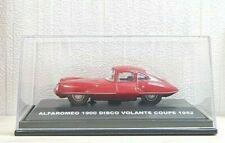 1/64 LaFesta Mille Miglia 1952 ALFA ROMEO 1900 DISCO VOLANTE COUPE diecast model