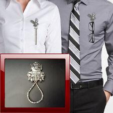Flying Scotsman box1 b Pewter Pin Brooch Drop Hoop Holder Glasses,Pen,Jewellery
