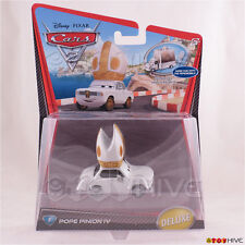 Disney Pixar Cars 2 Deluxe Pope Pinion IV #8 diecast by Mattel