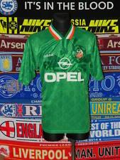 4.5/5 Ireland (Eire) adults XL 1994 retro rare football shirt jersey soccer