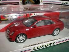 Spark Luxury LC 100990 - 2011 Cadillac CTS Sport Sedan crystal red - 1:43 China