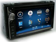 "Media Station Led digital panel 6,2"" Bluetooth GPS module built-in"