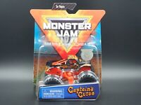 2019 SPIN MASTER MONSTER JAM MONSTER TRUCK MIX 4 CAPTAINS CURSE 1:64 SCALE