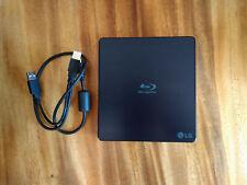 LG BP50NB40 8X External USB Blu-ray/DVD Writer