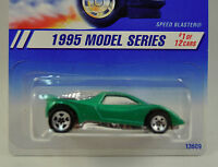 Hot Wheels 1995 Model Series 1 Speed Blaster Car 13609 343 5SP New