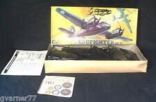 1/32 Bristol Beaufighter MK IF Revell H-251 New Night Fighter Model Kit 1973
