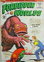 Forbidden Worlds #121 ACG 1964 Silver Age Comic Sci Fi