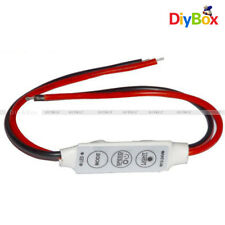 3 Keys Controller Dimmer Control 3528 5050 Smd Single Color Led Strip Light 12V