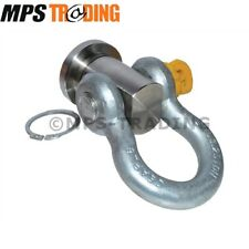 LAND ROVER DEFENDER S/S SWIVEL RECOVERY EYE 36MM DIA & SHACKLE 3.25 TON - DA3160