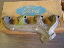 NOS OEM Ford 289 302 Exhaust Manifold Mustang Torino Fairlane Bronco Maverick +