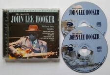 ⭐⭐   █▬█ Ⓞ ▀█▀  ⭐⭐⭐  The Masters  ⭐⭐⭐   2 CD  36 Tracks  ⭐⭐  John Lee Hooker ⭐⭐⭐