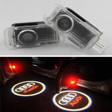 AUDI LED 3D LOGO Laser Projektor Shadow Gost Einstiegslicht Türlicht für A3 - A8