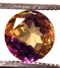 8.65 Cts. Natural Bi-Color Bolivia Ametine Earth Mined Certified Gemstone