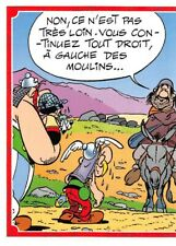 stickers Panini Carrefour  Astérix N° 56