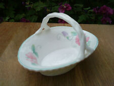 Wedgwood Sweet Pea Basket - Made for M&S