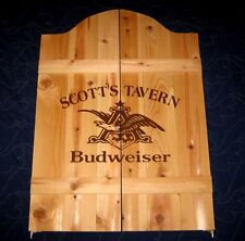 Custom Saloon Bar Pub Swinging Doors w/ Your Name/Logo