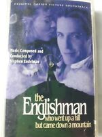 The Englishman - Original Motion Picture Soundtrack Cassette Tape