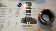 Leica Ringkombination 14158 Mit Ovp und Anleitung top erhalten wirkt neuwertig