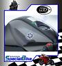 CARBON FIBRE FUEL TANK SLIDERS R&G YAMAHA YZF R125 2008 > 2013 PROTECTORS