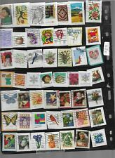 Holiday Sale - mix of 50 USA stamps  ( 1129 )