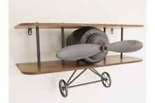 Vintage Look Aeroplane Shelf - Shelving Unit - Display - Ideal bedroom Feature