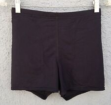 MCDAVID BIKING SHORTS FOR WOMEN SIZE SMALL BLACK PRE-OWNED