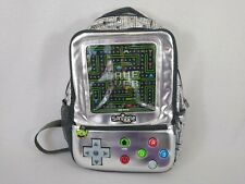 Smiggle Gamer Classic Backpack Game Over Retro Cool School Bag Free Postage