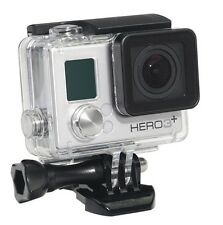 External Microphone Open Skeleton Housing Case For  GoPro Hero 4 HERO3+/3