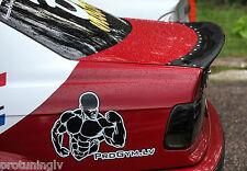 BMW E36 CSL 3 series trunk spoiler ducktail lip duck tail bill duckbill m3 rear