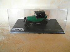 OPEL COLLECTION OPEL 4/12 PS LAUBFROSCH 1924-1926 Modellauto 1:43 K22