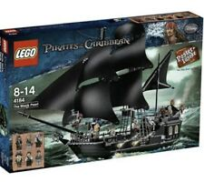 LEGO Pirates of the Caribbean THE BLACK PEARL 4184 Ship Sealed NIB Retired