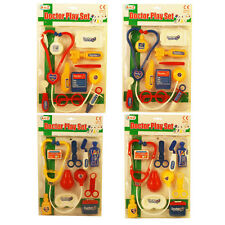 CHILDREN A TO Z KIDS DOCTOR PLAY SET NURSE DOCTOR MEDICAL SET PLAY GIFT SET