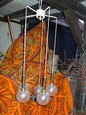Original 70er Jahre Kaskadenlampe, Deckenlampe, TOP-Zustand
