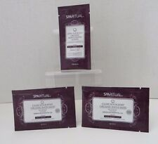 SPARITUAL 3 Pk. Organic/Vegan Bath Salts/Lotion Combo (Travel/Sample)