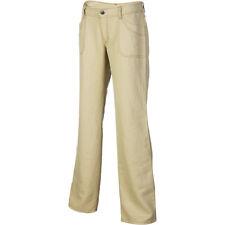 Patagonia Hemp Overstone Pant - Women's Size 2 - Pale Khaki Low Rise Pants