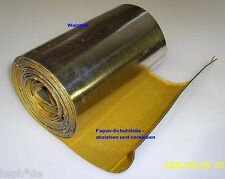 Rolle Bleifolie Walzblei selbstklebend 100 x 18 cm  x 1,0 mm Dach Strahlenschutz