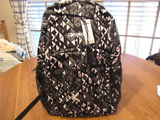 O'Neill girls juniors back pack backpack book bag NEW NWT pink black grey gray