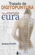NEW Tratado de digitopuntura (Spanish Edition) by Jacques Staehle