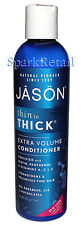 Jason THIN TO THICK Extra Volume CONDITIONER Hair Thickening/Strengthening 237ml