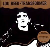 LOU REED Transformer CD BRAND NEW Remastered