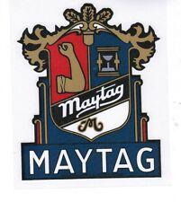 Maytag Crest Model 98 82 72 Gas Engine Motor Washing Machine Hit & Miss Decal