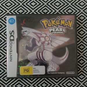 Pokemon Pearl Version (Nintendo DS, 2007)