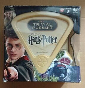 Hasbro Trivial Pursuit World of Harry Potter Game - New But Box Slight Wear