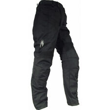 Richa Denver Textile Motorcycle Motorbike Trousers Pants Short Black