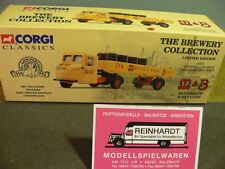 1/50 Corgi Scammell Scarab Delivery Truck-Set Mitchells u.Butlers 15201