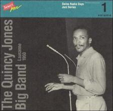 Jones,Quincy Lausanne 1960 Swiss Radio CD